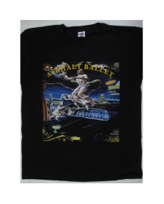 Asphalt Ballet - Soul Survive Tour '92  T-shirt